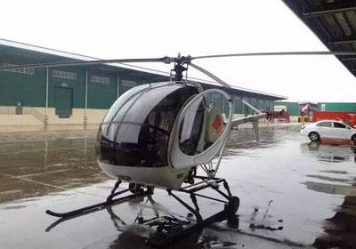 直升机进口代理报关
