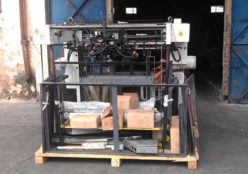 二手印刷机进口报关配合海关开箱查验