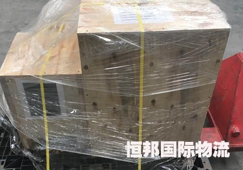 旧模具进口报关先运到香港安排中检