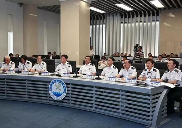 《海关全面深化改革总体方案》会议现场