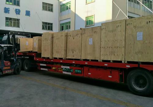 进口自动生产线装卸