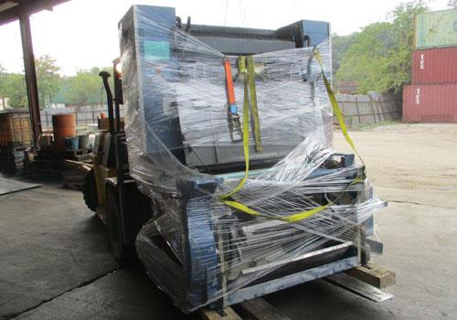 德国印刷机进口报关安排香港中检