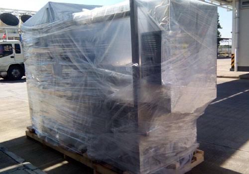 灌装机进口提供准确的装箱清单