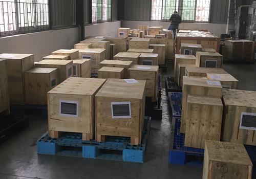 进口模具打包装柜