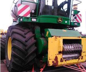 大型农用设备进口提供专门物流运输方案